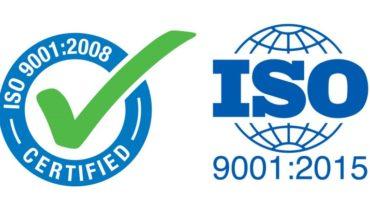 Nuova edizione della ISO 9001